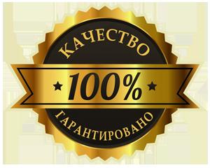 100% гарантия картинки
